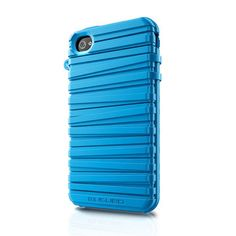Rubber Band iPhone 4/4S Case Blu now featured on Fab.