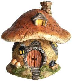 Top Collection Miniature Fairy Garden and Terrarium Mushroom Fairy House Statue Top Collection http://smile.amazon.com/dp/B00JEMWY6S/ref=cm_sw_r_pi_dp_C-0Fub0PKRMNA