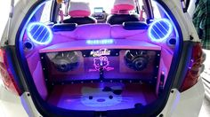 Car Audio System Competition