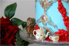 Tale as Old as Time Enchanted Tea Party | CatchMyParty.com