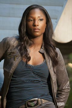 Rutina Wesley as Tara in True Blood