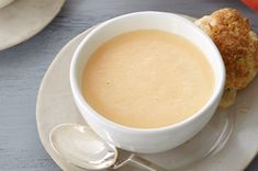 Roasted Parsnip Soup recipe