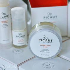 Calming Cocoon Cream from M Picaut. Luxurious organic skincare.