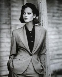 smoking femme | Nina Mode d'emploi