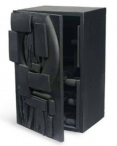// Louise Nevelson
