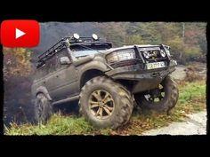 ► Toyota Land Cruiser 80 (4,2D) vs Nissan Patrol (2,8TD) [Off-Road 4х4] - YouTube