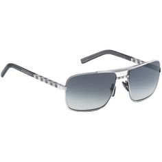 0d40c995698 CHANEL 4132 Sunglasses Aviator Black New Old Vintage oval With Case ...