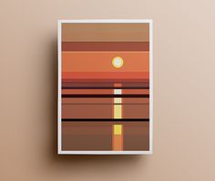 A visual exploration of the picturesque scenery of Sør-Helgeland, the southernmost district in northern Norway. Small Canvas Art, Mini Canvas Art, Minimal Art, Minimal Poster, Posca Art, Landscape Art, Abstract Landscape Painting, Landscape Paintings, Painting Inspiration
