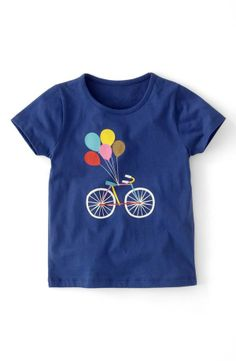 "Nordstrom ""Mini Boden Cap Sleeve Tee Toddler Girls"