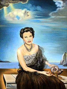 1955. Oil on canvas. 125,1 x 100,3 cm. de la Cruz Collection, Miami.