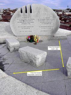 Swiss Air 111 crash, near Peggy's Cove, Nova Scotia Atlantic Canada, Atlantic Ocean, O Canada, Canada Travel, Swissair Flight 111, Mcdonnell Douglas Md 11, Swiss Air, Airline Flights, Prince Edward Island