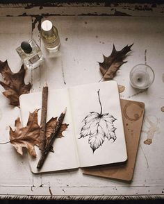 Likes, 140 Comments - Helena Moore (Elena N. - - Likes, 140 Comments – Helena Moore (Elena N…. Illustration Design Graphique, Landscape Illustration, Illustration Art, Floral Illustrations, House Is A Mess, Creation Art, Autumn Aesthetic, Autumn Cozy, Coffee Staining