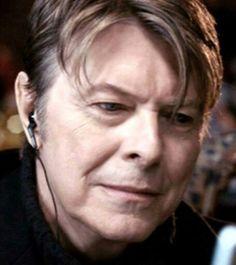 Bowie still gorgeous