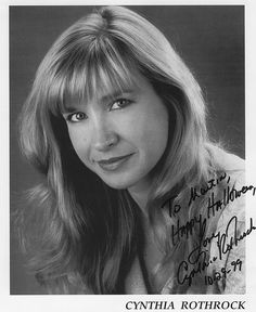 Scrumptious and Sexy Cynthia Rothrock