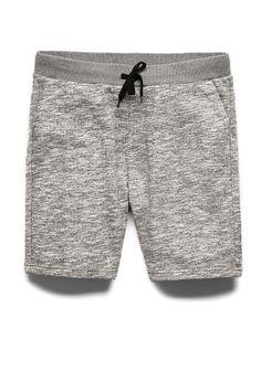 Marled Knit Shorts | 21 MEN #21Men