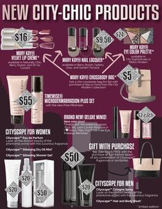 Awesome new products for Fall 2015!! Contact me or shop on my website 24/7 www.marykay.com/wolfe14