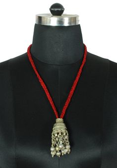 Antique Afghan Jhumka Necklace Design 3 – Desically Ethnic