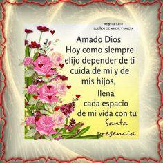SUEÑOS DE AMOR Y MAGIA: Amado Dios