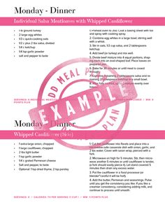 Delicious, Easy & Clean Eating Meal Plans!