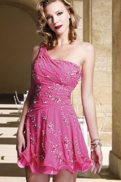 Cocktail dresses cute pink and cocktails on pinterest
