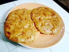 Adribarefoot, Receta Pan de Ajo Paleo
