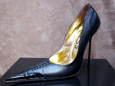 High Heel Pointed Stilettos by RoSa Shoes - Shop by Shoe Type