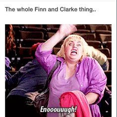 {#The100 #Bellarke} What we say every stupid time something like this happens. LOL