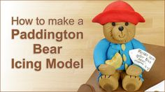 Please look after this bear! We love this model of Paddington Bear, find out how you can make your own bear model to go on a birthday cake for a Paddington fan. Harry Birthday, 3rd Birthday Cakes, Bear Birthday, First Birthday Parties, 4th Birthday, Birthday Board, Birthday Ideas, Ours Paddington, Paddington Bear Party