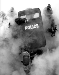 Saved by Komboa Creations (komboa). Discover more of the best Black, White, Photography, Inspiration, and Police inspiration on Designspiration Bw Photography, Winter Photography, People Photography, Police Life, Riot Police, Police Cars, Foto Art, Thin Blue Lines, Special Forces