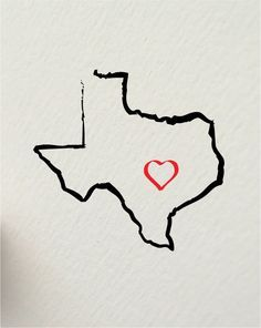 state outline of texas with houston - Google Search