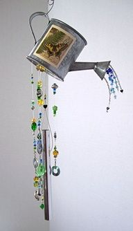 DIY wind chimes - Google Search
