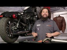 How To Install a Full System Exhaust for Harley at RevZilla.com