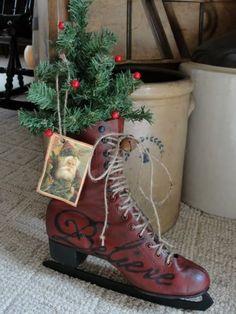 http://www.mychicadventure.com/charming-shabby-chic-christmas-decorating-ideas/