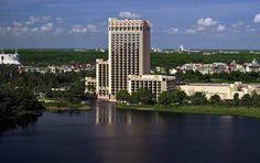 Buena Vista Palace in Orlando