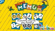 Pippi Longstocking's Memo for Android - a memory game with 3 player modes (player vs. Pippi Longstocking, Best Android, Android Apps, Things That Go Together, Fun Games For Kids, News Apps, Memory Games, Best Games, Arcade Games
