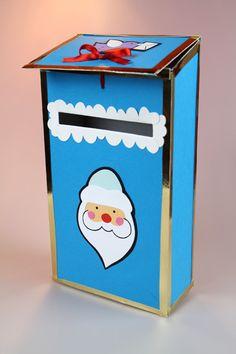 Caixa de correio do Papai Noel
