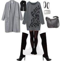 Date Night by Deranged Diva. A fashion look from February 2015 featuring ASOS tights, Premiata boots and BeckSöndergaard tote bags. Browse and shop related looks.