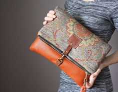 Image result for folded clutch
