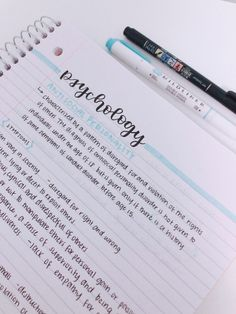 neat notes layout - notes neat - notes neat handwriting - neat notes study inspiration - how to write notes neatly - neat school notes - neat notes layout - neat study notes - how to take neat notes School Organization Notes, Study Organization, Life Hacks For School, School Study Tips, School Tips, Pretty Notes, Good Notes, Beautiful Notes, Psychology Notes