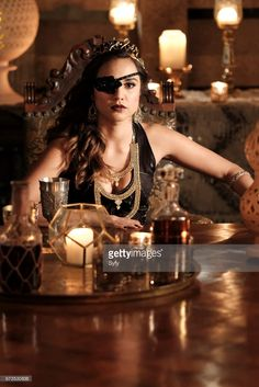 THE MAGICIANS -- 'We Have Brought You Little Cakes' Episode 213 -- Pictured: Summer Bishil as Margo --