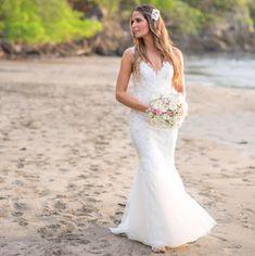 3ce1ff402e 10 mejores imágenes de novias playa en 2019