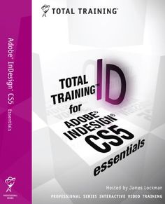 Total Training for Adobe InDesign Mac Download, Adobe Indesign, Essentials, Training, Work Outs, Excercise, Onderwijs, Race Training, Exercise