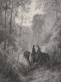Genièvre #gallica #illustrator #illustrateur #doré Gustave Dore, Lancelot And Guinevere, Newberry Library, Bnf, Canvas Prints, Art Prints, See Images, Love Painting, French Artists