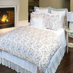 Downtown Company Madelyn Standard Pillow Sham at Bed Bath & Beyond