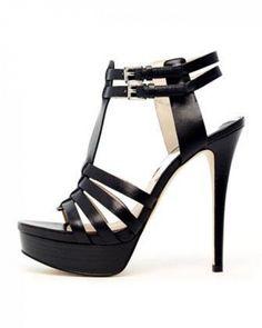 Michael Kors Georgie T-Strap Platform Sandal