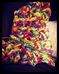 #crochet #crochetaddict #yarnlove #yarn #caronyarn #multicoloryarn #yarnaddict #handmadewithlove #handmade #workinprogress #instacrochet #instacraft by blovedcrochet
