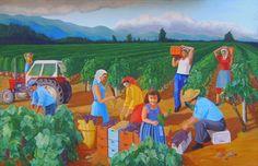 De la uva al vino - Trygos Pinakas Fall Is Here, Yahoo Images, Seasons, Blog, Crafts, Painting, Image Search, Preschool, Posts