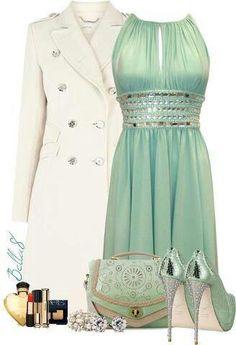 Cute date night dress