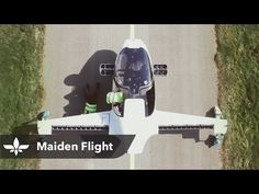 The Lilium Jet – The world's first all-electric VTOL jet - YouTube