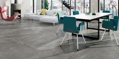 Qstone - Endless - Keramische tegels in betonlook